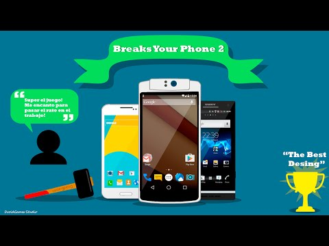 Video of Breaks Your Phone 2