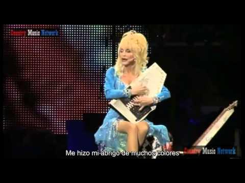 Dolly Parton - Coat Of Many Colors   Live in London (subtitulado al español)