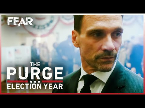Charlie Roan Is Elected President | The Purge: Election Year