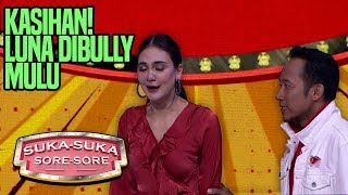 Video Kasian! Luna Maya Dibully Mulu Sama Ayu Dewi Dan Denny Cagur - Suka Suka Sore Sore (24/1) MP3, 3GP, MP4, WEBM, AVI, FLV April 2019
