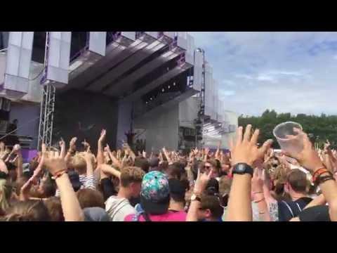 Mendoza - Love Druggie - Roskilde Festival 2016