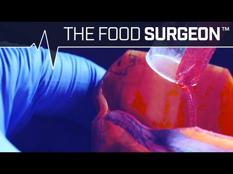 The Food Surgeon Giant Fruit Gusher