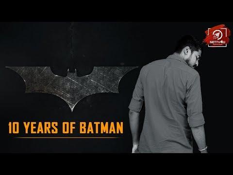 10 Years Of Batman