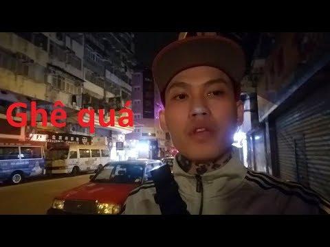 Khám phá đường phố Hong Kong về Đêm cùng Andy Vu ( Vlog 95) - Thời lượng: 42 phút.