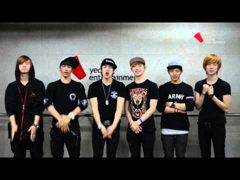130719 C-CLOWN 1st Anniversary 감사 인사 영상 (видео)