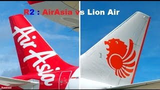 Video AirAsia VS Lion Air MP3, 3GP, MP4, WEBM, AVI, FLV Agustus 2018