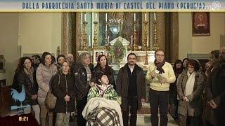 Castel del Piano Italy  city pictures gallery : La Parrocchia Santa Maria di Castel Del Piano (Perugia)