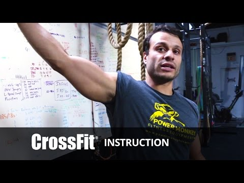muscle - CrossFit® - Forging Elite Fitness® (http://crossfit.com) The CrossFit Games® - The Sport of Fitness™ The Fittest On Earth™