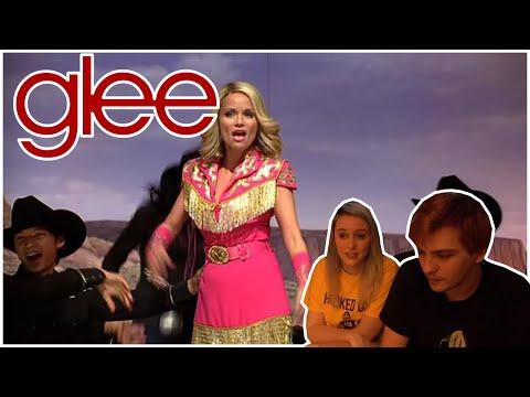 "Glee - Season 1 Episode 5 (REACTION) 1x05 ""The Rhodes Not Taken"""