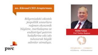 CEO'ların gözünden 20 yıl... </br>Dünyadaki CEO'ların beklentileri nelerdir? Yeni risklere ve belirsizliğe rağmen CEO'ların cesareti artıyor mu?