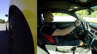 2012 Chevrolet Camaro SS 1LE - Track Test Drive And Quick Review