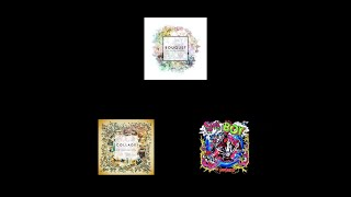 The Chainsmokers - Bouquet, Collage, Sick Boy (2015-2018) [ALL 3 EPs]