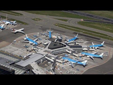 Ολλανδία: Εκκενώθηκε το αεροδρόμιο του Άμστερνταμ