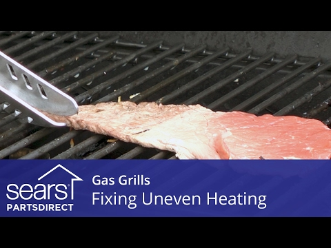 Fixing Uneven Heating on a Gas Grill