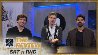 The Review | SKT vs RNG by League of Legends Esports