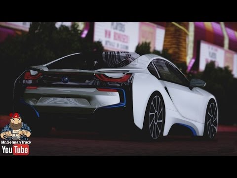 BMW i8 2016 v8.0 for v1.27