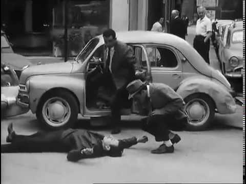 Breathless / À bout de souffle (1960) - Trailer (english subtitles)
