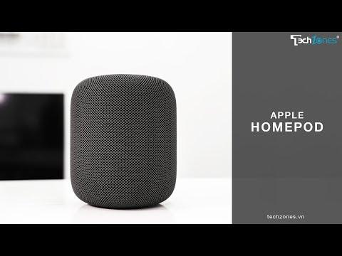 Đập hộp và xài thử Apple Homepod