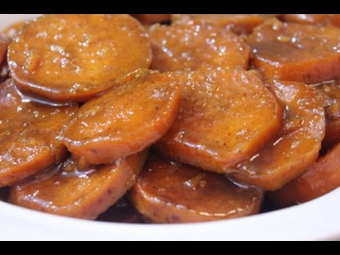 Southern Baked Candied Yams