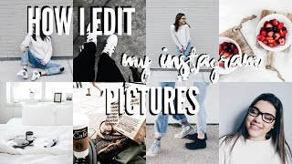 Hey guys, in this week's video I show you step by step on how i edit my Instagram pictures! I hope you all enjoyed and a hugeeeee thank you for you guys, I cannot believe we reach 2 thousand subscribers its crazy!! I love you all so so much! PS : yes I'm uploading this video on a Saturday because this week I'm uploading twice to make up for no video last week!!xoxo, Bree♡Last Video♡ https://www.youtube.com/watch?v=sGgGUHwxCxUOPEN THIS FOR MORE BREE ♡⋯⋯⋯⋯⋯⋯⋯⋯⋯⋯⋯⋯⋯⋯⋯⋯⋯⋯⋯⋯⋯⋯⋯⋯⋯⋯⋯⋯⋯⋯⋯♡Twitter➜ https://twitter.com/ThatsBreexo♡Instagram➜ thatsbreexo♡Vlog Channel➜https://www.youtube.com/user/heyitsbreebree♡Tumblr➜http://www.tumblr.com/blog/thatsbreexo♡Snapchat➜ Thatsbreexo♡Spotify➜https://open.spotify.com/user/thatsbreexo⤖ FAQS⤖ ➝ Nickname : Breezy or Bree➝ Camera : Canon EOS Rebel T5➝ Editor : Final Cut Pro X or IMovie➝  Transitions&Effects ( used sometimes) https://www.youtube.com/user/GlamSolutions/aboutCheck out Nicolai Heidlas on Soundcloud! https://soundcloud.com/nicolai-heidlas ***i don't own any of this music****