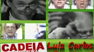 Abertura do programa Cadeia Sem Censura (FusãoTV), comandado por Luiz Carlos Alborghetti. De segunda à quinta, das 17h00 às 18h00. http://www.fusaotv.com/
