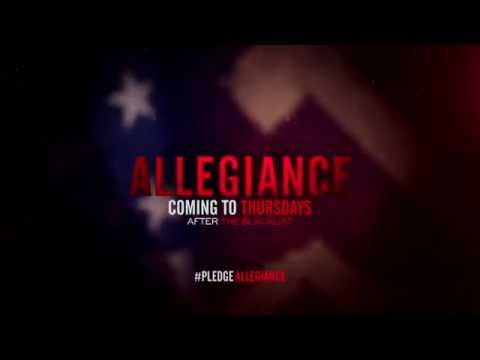 Allegiance (Promo 'Taking the Pledge')