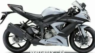2. 2005 Kawasaki Ninja ZX-6R - Specification