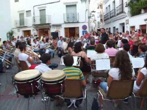 Concierto de la Banda de Música Municipal de Istán - Junio 2009