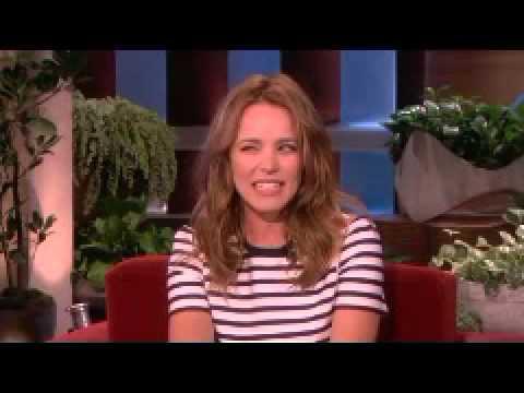 Rachel McAdams on Being Recognized on Halloween on Ellen show