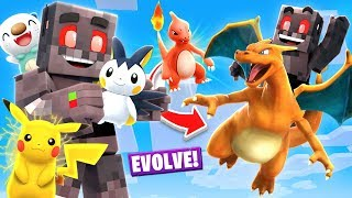 Minecraft Pixelmon Let's Go Episode 3: Mega Evolution