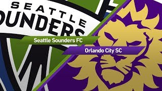Clint Dempsey, Cristian Roldan, and the Seattle Sounders welcome Jason Kreis' Orlando City SC in this mid-week...