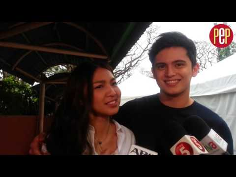 "Nadine Lustre Reveals One Fight She And James Reid Had: ""Ayoko Nang Maulit."""