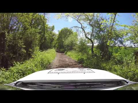 Green Lanes in a Dacia Duster -