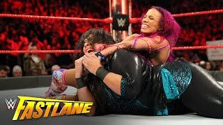 Nonton Sasha Banks Vs  Nia Jax  Wwe Fastlane 2017  Wwe Network Exclusive  Film Subtitle Indonesia Streaming Movie Download