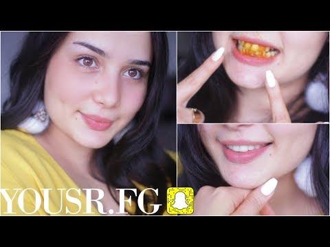 وصفة طبيعية فعالة جدا لتبييض الاسنان | Whiten Your Teeth INSTANTLY