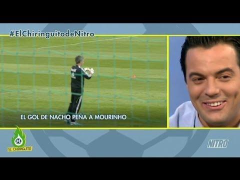 El Chiringuito de Jugones - Así empezó la 'leyenda' de Nacho Peña (видео)