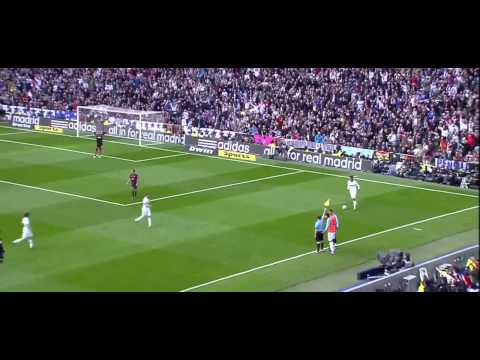 Barcelona Vs Real Madrid 1-2 | Full Match 2.03.2013 HD (видео)