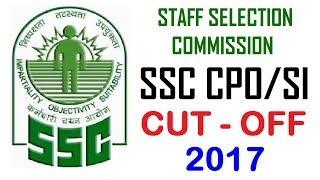 In this video we shall discuss the cut - off and complete exam analysis of SSC CPO SI/ASI 2017 Examination. Most of the exams including Bank Examinations like IBPS - PO and Clerk , RAILWAYS,SSC, BANK PO, RRB PO, RBI CLERK, SSC MTS, LIC, RBI and other competitive exams consist of questions from this topic and many students facing difficulty while solving these questions. Here, We tried to help you by providing these daily videos. You will definitely find change in your speed and accuracy while solving these type of questions.**************************************************Subscribe Us :   https://www.youtube.com/channel/UCKQ5AV1FRAVRy381SVlsDqQ?sub_confirmation=1**************************************************Like & Follow Our Facebook Page: https://www.facebook.com/fuelupacademy/Follow us on Twitter: https://twitter.com/fuelupacademyFollow us on Instagram : https://www.instagram.com/fuelupacademy/*********************************************Contact : info@fuelupacademy.com,  fuelupacademy@gmail.com*********************************************Web : www.fuelupacademy.com