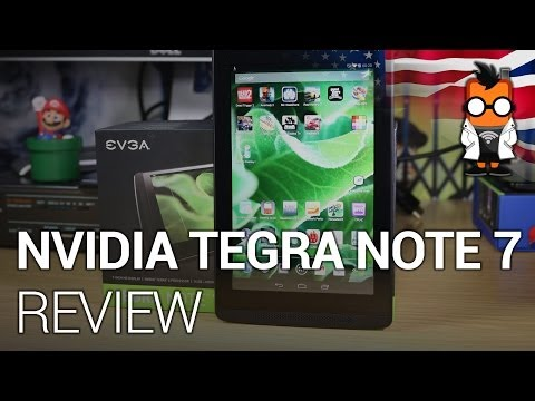 EVGA Nvidia Tegra Note 7 Review – ENGLISH