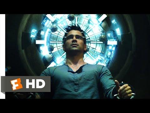 Total Recall (2012) - Secret Agent Scene (1/10)   Movieclips