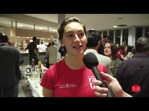 Entrevista a Miren Bartolomé (Reconocimiento logros deportivos FMIF)
