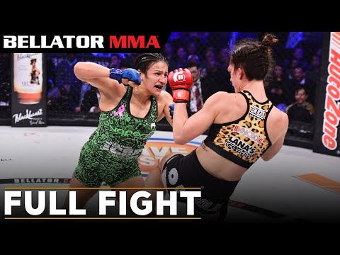 Bellator MMA: Veta Arteaga vs. Brooke Mayo FULL FIGHT