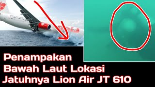 Video Pen4mpakan Bawah Laut Lokasi J4tuhnya Lion Air JT 610 MP3, 3GP, MP4, WEBM, AVI, FLV November 2018