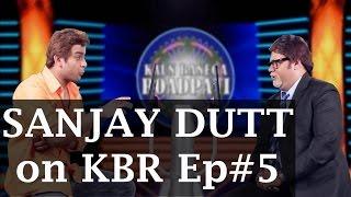 Video Sanjay Dutt on Kaun Banega Roadpati Season 2 - Full Episode 5 - ComedyOne MP3, 3GP, MP4, WEBM, AVI, FLV Februari 2018
