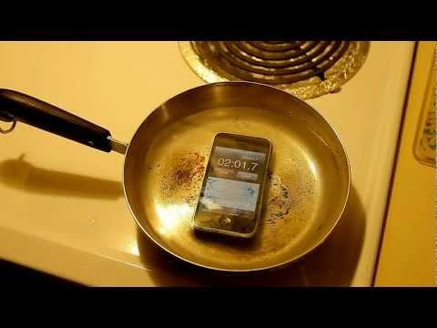 cucinare un i phone !!!!