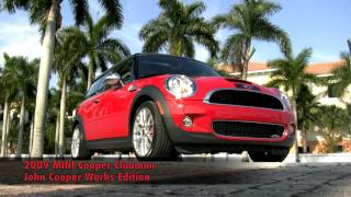 2009 Mini Clubman John Cooper Works Edition