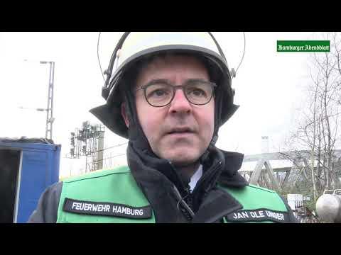 Präventionsveranstaltung der Feuerwehr Hamburg zu Wei ...