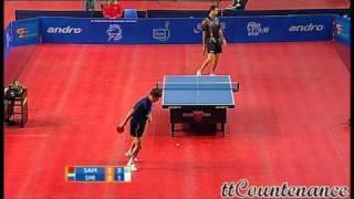 Polish Open: Vladimir Samsonov-Alexei Smirnov