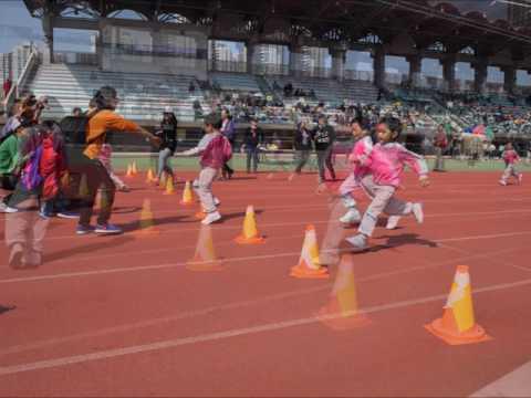 運動會暨幼稚園競技比賽