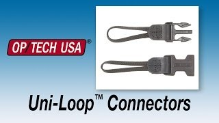 Uni-Loop™ - System Connectors - OP/TECH USA
